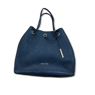 Primary Photo - BRAND: CALVIN KLEIN STYLE: HANDBAG COLOR: BLACK SIZE: LARGE SKU: 190-19060-46078