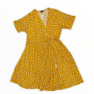 Primary Photo - BRAND: LANE BRYANT STYLE: DRESS SHORT SHORT SLEEVE COLOR: YELLOW SIZE: 3X OTHER INFO: NEW! SKU: 190-190106-50355