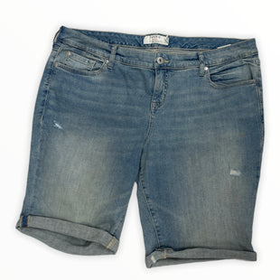 Primary Photo - BRAND: TORRID STYLE: SHORTS COLOR: DENIM SIZE: 18 SKU: 190-190140-24571