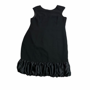 Primary Photo - BRAND: EVAN-PICONE STYLE: DRESS SHORT SLEEVELESS COLOR: BLACK SIZE: L SKU: 190-190106-54926