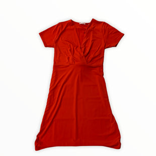 Primary Photo - BRAND: T TAHARI STYLE: DRESS SHORT SHORT SLEEVE COLOR: RED SIZE: M OTHER INFO: NEW! SKU: 190-190140-22118