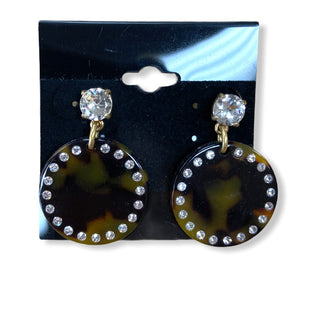 Primary Photo - BRAND: J CREW STYLE: EARRINGS COLOR: BROWN SKU: 190-190106-49956