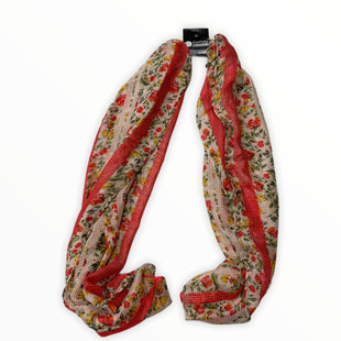 Primary Photo - BRAND: ISAAC MIZRAHI LIVE QVC STYLE: SCARF COLOR: PINK SKU: 190-190125-37754