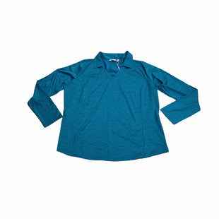 Primary Photo - BRAND: LADY HAGEN STYLE: ATHLETIC TOP COLOR: BLUE SIZE: 1X OTHER INFO: NEW! SKU: 190-190140-25360