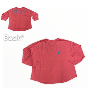 Primary Photo - BRAND:    CLOTHES MENTOR STYLE: ATHLETIC TOP COLOR: PINK SIZE: 2X OTHER INFO: STATE OF MINE - SKU: 190-190106-52869