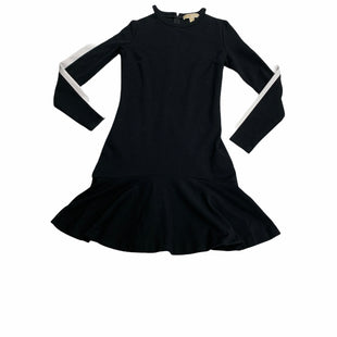 Primary Photo - BRAND: MICHAEL BY MICHAEL KORS STYLE: DRESS SHORT LONG SLEEVE COLOR: BLACK SIZE: XS SKU: 190-190161-1289