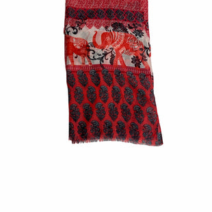 Primary Photo - BRAND: CHICOS STYLE: SCARF COLOR: RED OTHER INFO: NEW! SKU: 190-190106-45427
