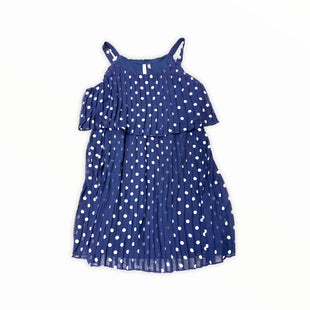 Primary Photo - BRAND: NY COLLECTION STYLE: DRESS SHORT SLEEVELESS COLOR: BLUE SIZE: L OTHER INFO: PETITE - NEW! SKU: 190-190125-38345