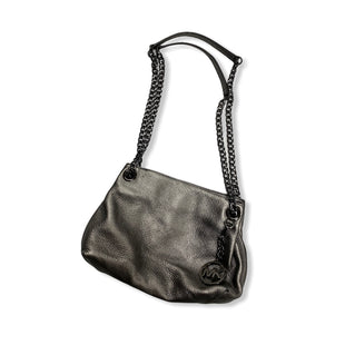Primary Photo - BRAND: MICHAEL KORS COLLECTION STYLE: HANDBAG DESIGNER COLOR: GREY SIZE: SMALL SKU: 190-19060-45823
