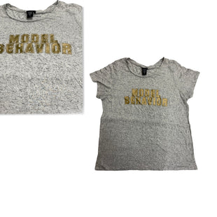 Primary Photo - BRAND: TORRID STYLE: TOP SHORT SLEEVE BASIC COLOR: GREY SIZE: 1X SKU: 190-190106-53203