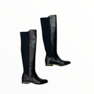 Primary Photo - BRAND: ANN TAYLOR STYLE: BOOTS KNEE COLOR: BLACK SIZE: 7 SKU: 190-190106-53808