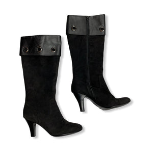 Primary Photo - BRAND: SOFFT STYLE: BOOTS KNEE COLOR: BLACK SIZE: 10 SKU: 190-190125-34765
