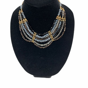 Primary Photo - BRAND:    NECKLACE STYLE: NECKLACE COLOR: GREY SKU: 190-190161-1407
