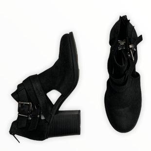 Primary Photo - BRAND:    SHIEKHSTYLE: BOOTS ANKLE COLOR: BLACK SIZE: 8 OTHER INFO: SHIEKH - SKU: 190-190106-54314