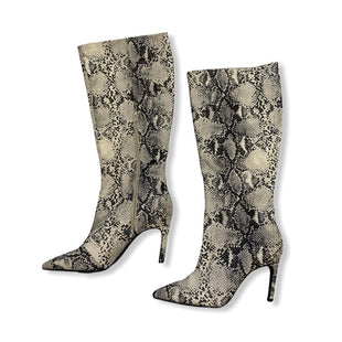 Primary Photo - BRAND: QUPID STYLE: BOOTS KNEE COLOR: ANIMAL PRINT SIZE: 10 SKU: 190-190125-35638
