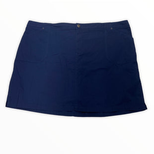 Primary Photo - BRAND: AVENUE STYLE: SKORT COLOR: BLUE SIZE: 24 OTHER INFO: NEW! SKU: 190-19060-48134