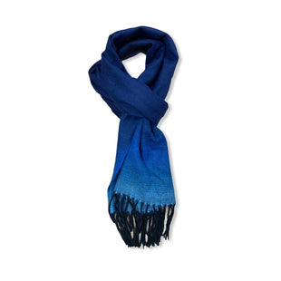 Primary Photo - BRAND:  100% CASHMERESTYLE: SCARF WINTER COLOR: NAVY SKU: 190-19060-39831