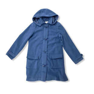 Primary Photo - BRAND: DENIM AND CO QVC STYLE: COAT SHORT COLOR: SLATE BLUE SIZE: M SKU: 190-190125-35981
