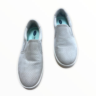 Primary Photo - BRAND: DR SCHOLLS STYLE: SHOES FLATS COLOR: GREY SIZE: 6.5 SKU: 190-190140-21129