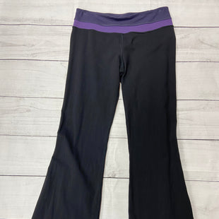 Primary Photo - BRAND: LULULEMON STYLE: ATHLETIC PANTS COLOR: BLACK SIZE: 8 SKU: 190-190140-17659