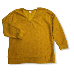 Primary Photo - BRAND: CASLON STYLE: FLEECE COLOR: YELLOW SIZE: XL SKU: 190-190140-20715