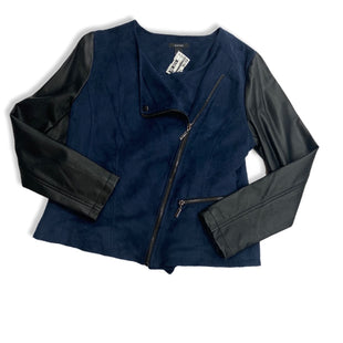 Primary Photo - BRAND: ALFANI STYLE: JACKET OUTDOOR COLOR: BLUE SIZE: S OTHER INFO: NEW! SKU: 190-190125-33135