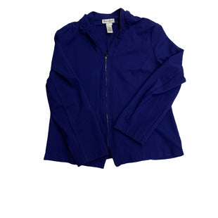 Primary Photo - BRAND:    CLOTHES MENTOR STYLE: JACKET OUTDOOR COLOR: BLUE SIZE: L OTHER INFO: DRAPERS & DAMONS - SKU: 190-190140-21425
