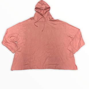 Primary Photo - BRAND: OLD NAVY STYLE: SWEATSHIRT HOODIE COLOR: ORANGE SIZE: 3X OTHER INFO: NEW! SKU: 190-190125-39594