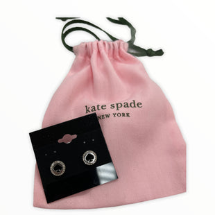 Primary Photo - BRAND: KATE SPADE STYLE: EARRINGS COLOR: SILVER SKU: 190-190106-54247