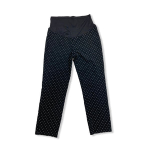 Primary Photo - BRAND: GREAT EXPECTATIONS STYLE: MATERNITY PANT COLOR: BLACK WHITE SIZE: XL SKU: 190-190140-18205