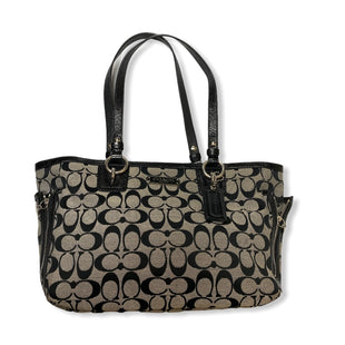 Primary Photo - BRAND: COACH STYLE: HANDBAG DESIGNER COLOR: BLACK SIZE: MEDIUM SKU: 190-190125-35609