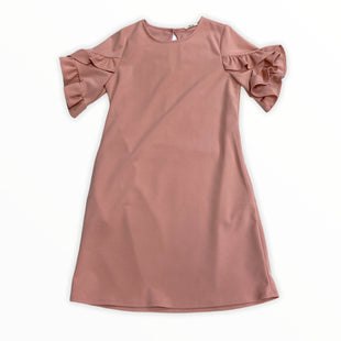 Primary Photo - BRAND: FIRST LOVE STYLE: DRESS SHORT SHORT SLEEVE COLOR: SALMON SIZE: S SKU: 190-190125-36977