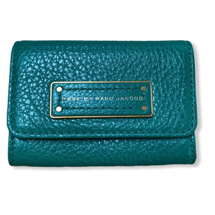 Primary Photo - BRAND: MARC BY MARC JACOBS STYLE: WALLET COLOR: GREEN SIZE: SMALL SKU: 190-190125-35653