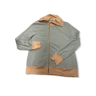 Primary Photo - BRAND:    CLOTHES MENTOR STYLE: ATHLETIC JACKET COLOR: PEACH SIZE: 2X OTHER INFO: EVYS TREE - SKU: 190-190161-815