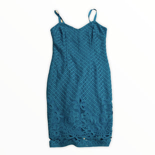 Primary Photo - BRAND: WHITE HOUSE BLACK MARKET STYLE: DRESS SHORT SLEEVELESS COLOR: BLUE SIZE: S SKU: 190-190140-17502