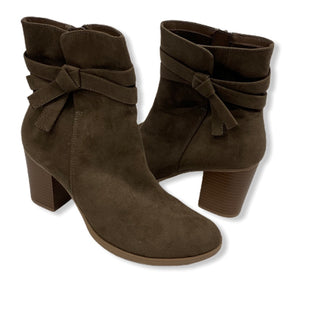 Primary Photo - BRAND: AMERICAN EAGLE SHOES STYLE: BOOTS ANKLE COLOR: BROWN SIZE: 8 SKU: 190-190140-17098