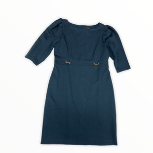 Primary Photo - BRAND: ANN TAYLOR STYLE: DRESS SHORT LONG SLEEVE COLOR: TEAL SIZE: L OTHER INFO: NEW! SKU: 190-190161-1343