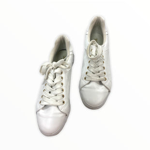 Primary Photo - BRAND: JUICY COUTURE STYLE: SHOES ATHLETIC COLOR: WHITE SIZE: 8 SKU: 190-190140-24838