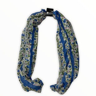 Primary Photo - BRAND: ISAAC MIZRAHI LIVE QVC STYLE: SCARF COLOR: BLUE GREEN SKU: 190-190125-37753