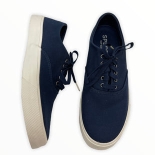 Primary Photo - BRAND: SPERRY STYLE: SHOES FLATS COLOR: BLUE SIZE: 9 SKU: 190-190125-39675