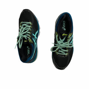 Primary Photo - BRAND: ASICS STYLE: SHOES ATHLETIC COLOR: BLACK SIZE: 9 SKU: 190-190140-18860