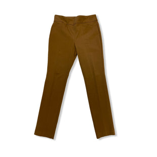 Primary Photo - BRAND: CHICOS STYLE: PANTS COLOR: BROWN SIZE: 6 SKU: 190-19060-45817