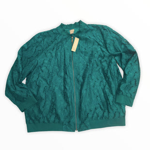 Primary Photo - BRAND: CHICOS STYLE: BLAZER JACKET COLOR: TEAL SIZE: 1X OTHER INFO: NEW! SKU: 190-190106-55760