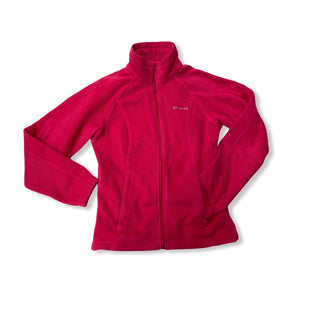 Primary Photo - BRAND: COLUMBIA STYLE: FLEECE COLOR: HOT PINK SIZE: M SKU: 190-190140-20619