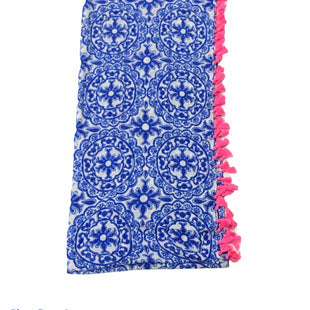 Primary Photo - BRAND: LILLY PULITZER STYLE: SCARF COLOR: BLUE WHITE SKU: 190-190125-40342