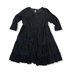 Primary Photo - BRAND: TORRID STYLE: DRESS SHORT LONG SLEEVE COLOR: BLACK SIZE: 1X SKU: 190-190140-20623