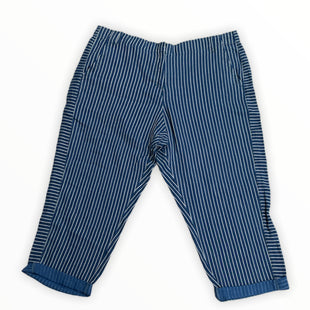 Primary Photo - BRAND: TOMMY BAHAMA STYLE: CAPRIS COLOR: BLUE WHITE SIZE: 16 OTHER INFO: NEW! SKU: 190-190140-25526.
