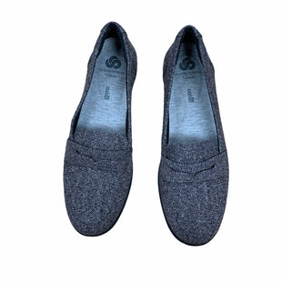 Primary Photo - BRAND: CLARKS STYLE: SHOES FLATS COLOR: GREY SIZE: 8.5 SKU: 190-190140-22509