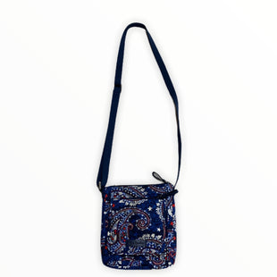 Primary Photo - BRAND: VERA BRADLEY CLASSIC STYLE: HANDBAG COLOR: BLUE SIZE: SMALL OTHER INFO: NEW! SKU: 190-190106-54296