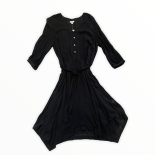 Primary Photo - BRAND: J JILL STYLE: DRESS LONG SLEEVELESS COLOR: BLACK SIZE: PETITE LARGE OTHER INFO: NEW! SKU: 190-190125-37961